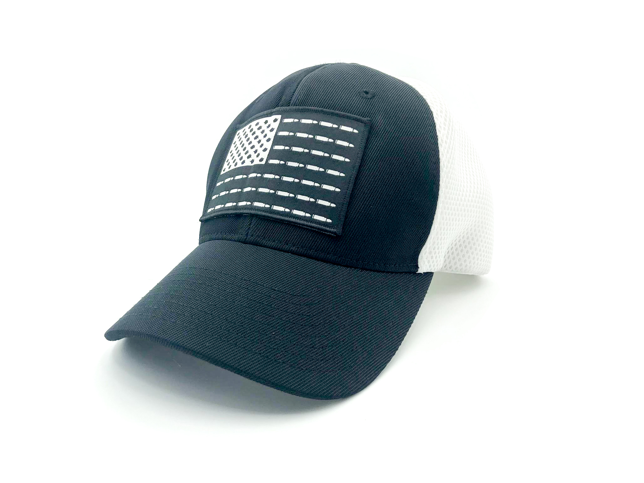 "U S  Flag ""Bullets & Stars"" Hat BRAVO8 com"